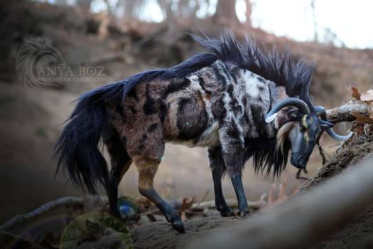 Marbled Wildebeest Room Guardian