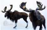 Gilded Moose Room Guardian