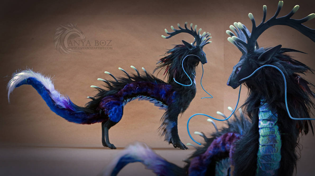 Oracle Dragon Room Guardian by AnyaBoz