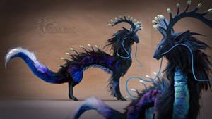 Oracle Dragon Room Guardian
