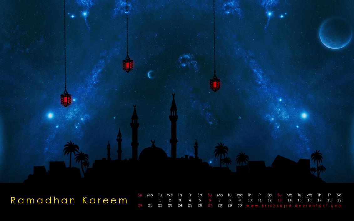 Ramadhan Kareem by krishsajid