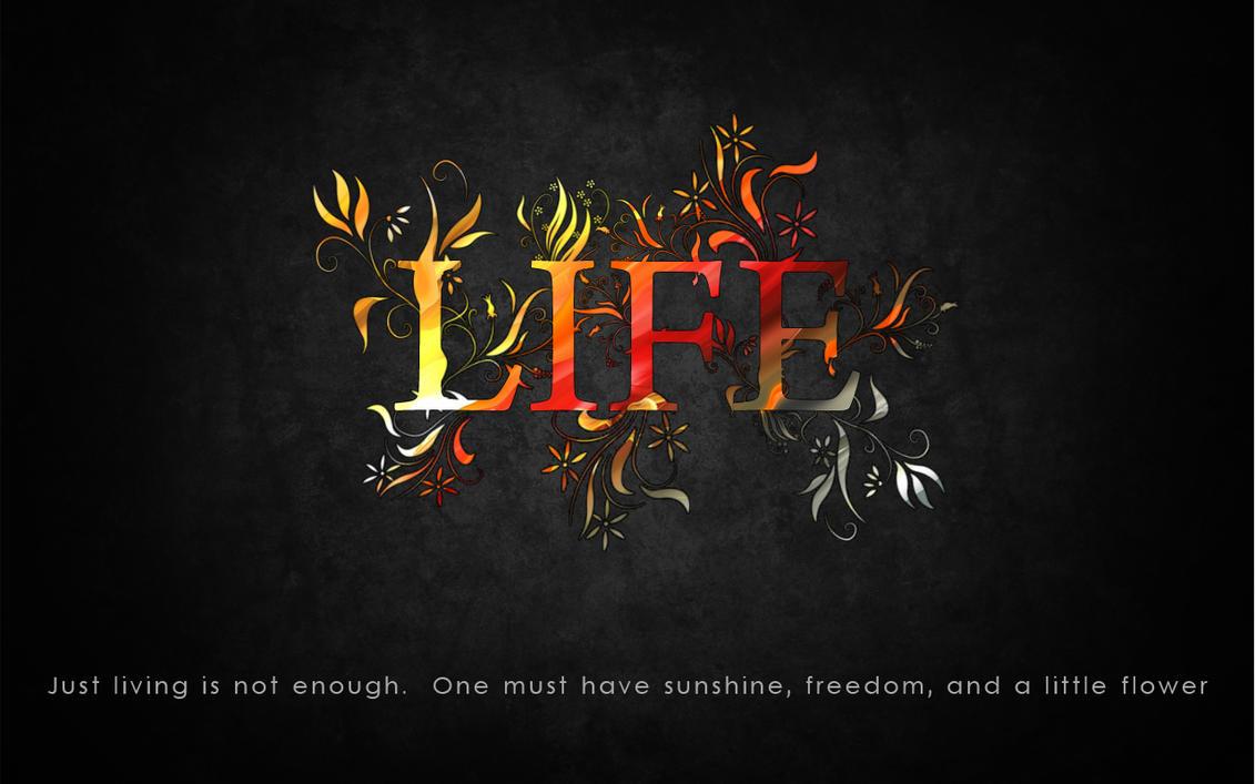 Life by krishsajid