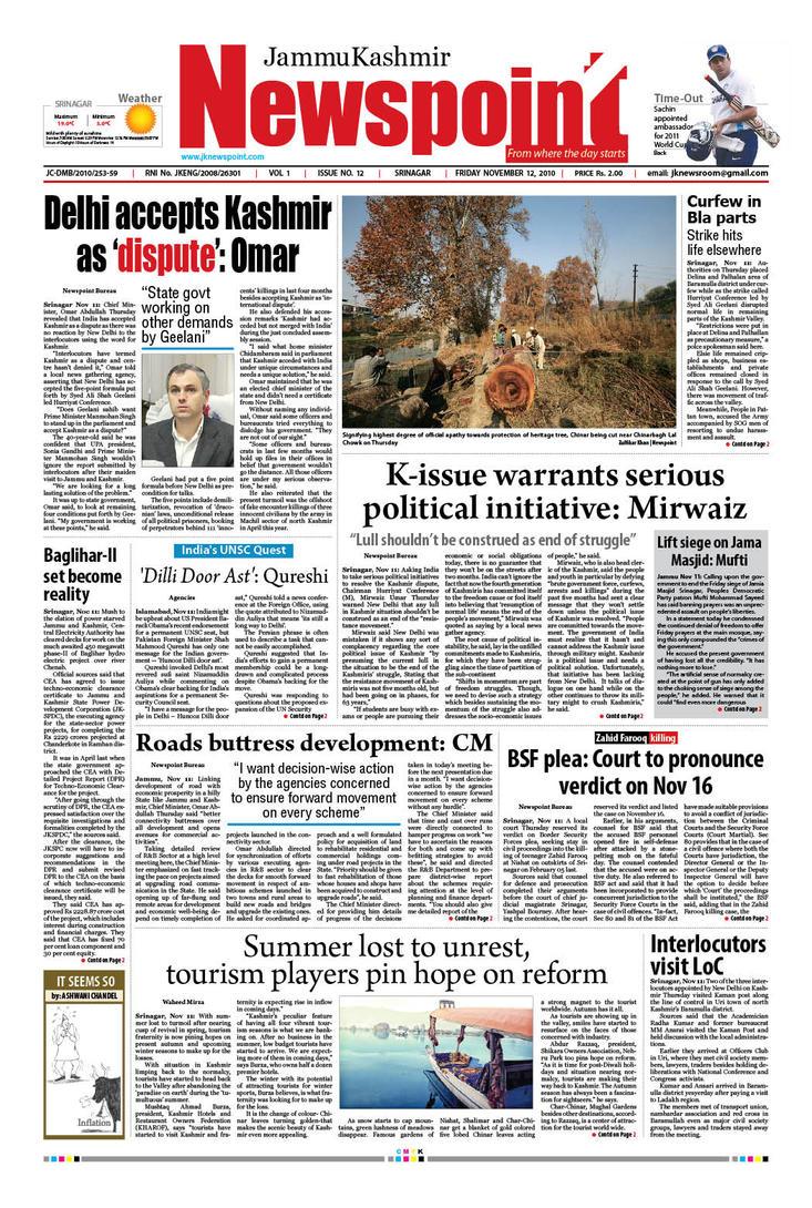 Frontpage by krishsajid