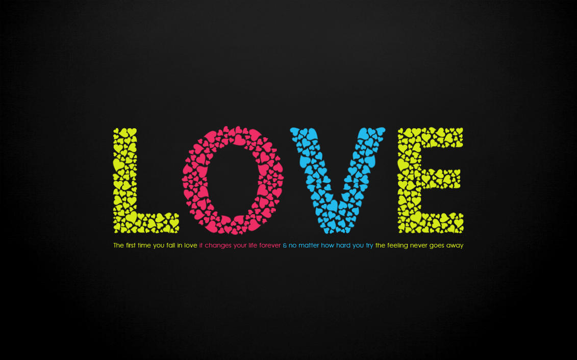 First Love Wallpaper By Krishsajid On Deviantart バレンタイン