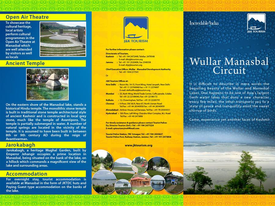 3 fold travel brochure side1 by krishsajid on deviantart for How to make a travel brochure