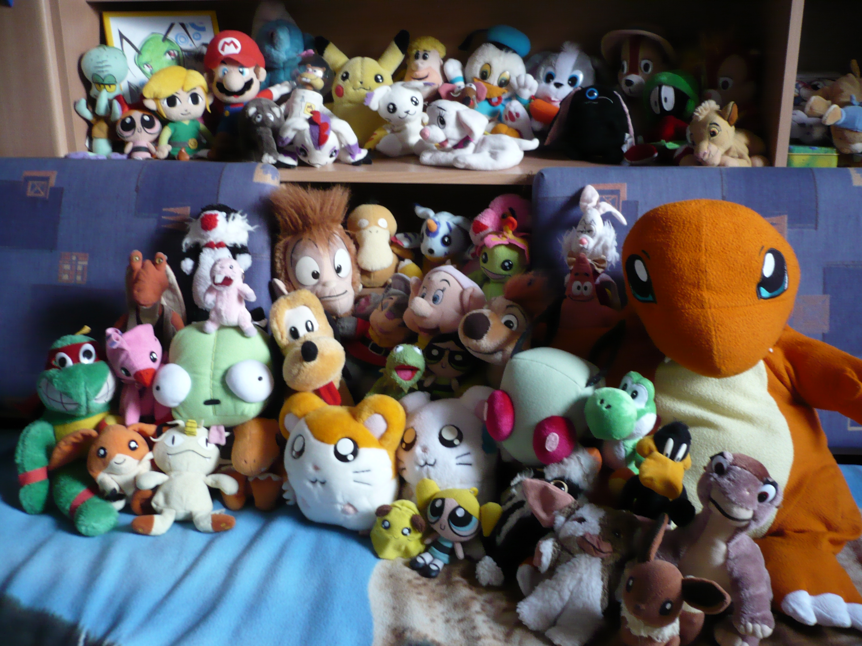 Plush Collection by Sh...