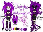 Deirdre the Hedgehog/Cat Reference