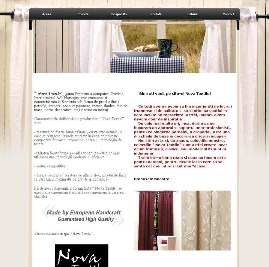 Design Nova Textile by Zyraxtarenor