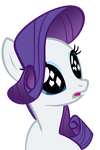 Rarity - Diamonds in Her Eyes