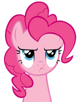 Pinkie Pie is Pouting by Orschmann