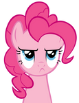 Pinkie Pie is Pouting