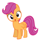 Scootaloo's Big Derp