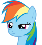 Rainbow Dash - Dude...what?