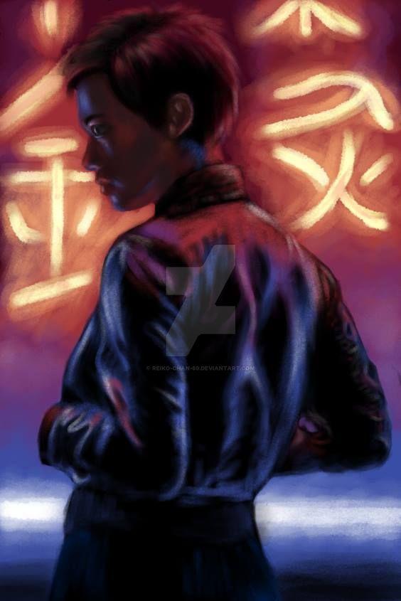 neon lights by Reiko-chan-69