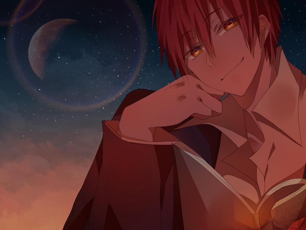 Show Me (Akabane Karma x Reader) by AoriRihito on DeviantArt