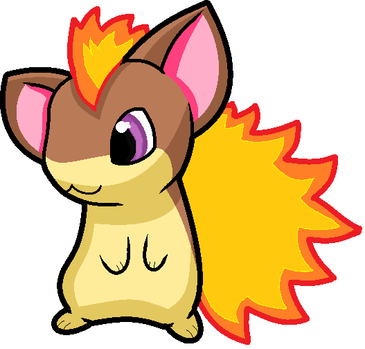 Shiny Quilava Shiny quilava by pikamewhatred