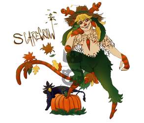 Scarecrow Advent Design [C-S]