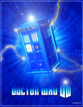 Doctor Who Promotional Poster