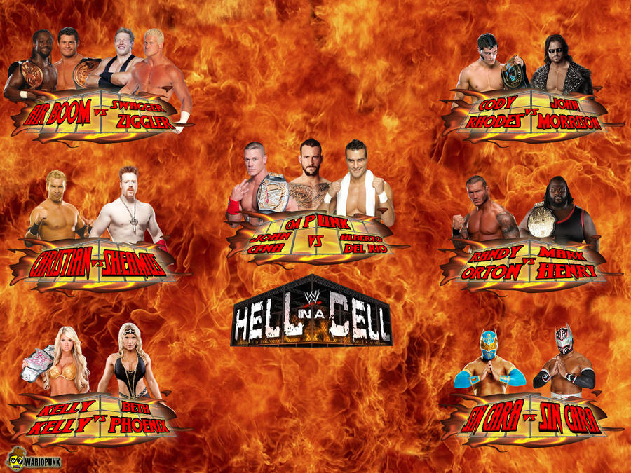 Hell In A Cell Toys 26