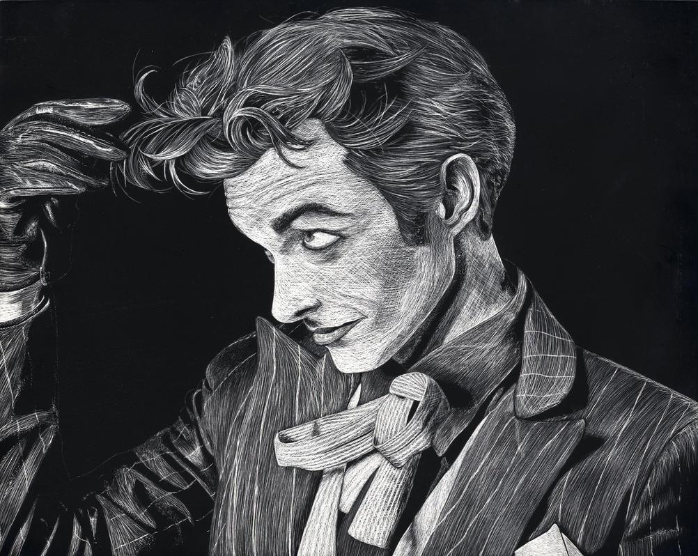 Harleys Joker by FutureMercifulNerd