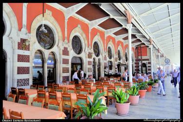 Orient Express Restaurant by BeYounique
