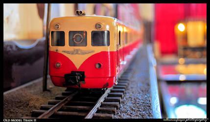 An old model Train