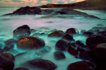 Dunstanburgh Seascape