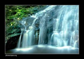 Waterfall 2 by newcastlemale