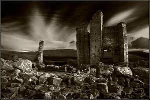 Edlingham Castle 4 by newcastlemale