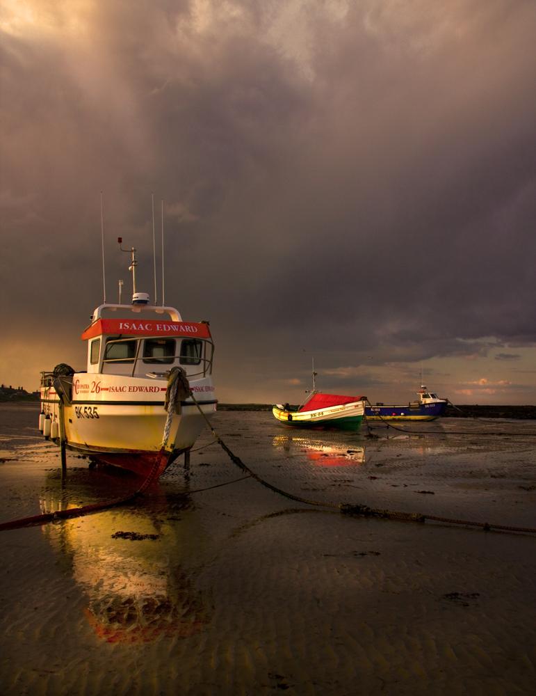 Northumberland Boats by newcastlemale