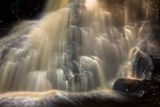Hareshaw Linn Waterfall 8