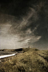 Dunstanburgh Castle 7 by newcastlemale
