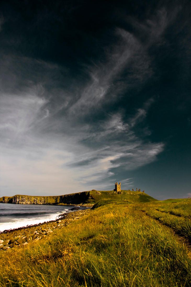 Dunstanburgh 7 untextured by newcastlemale