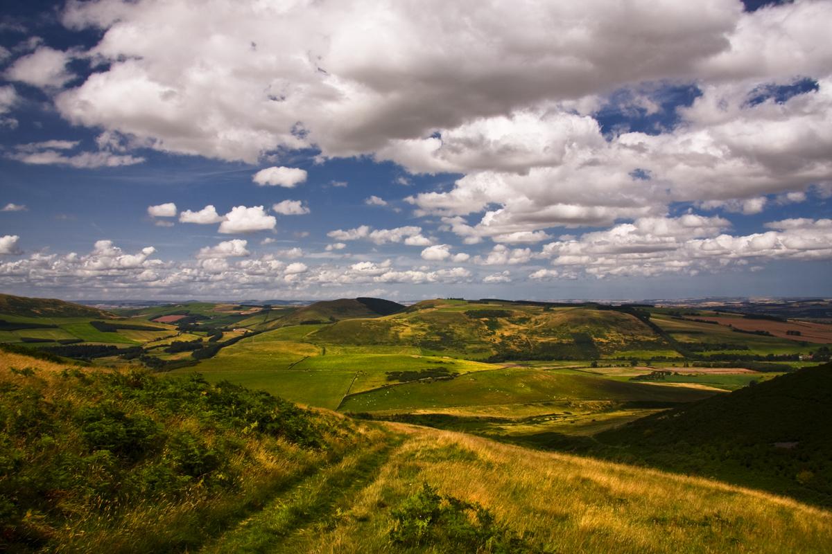 Northumberland Landscape 3 by newcastlemale
