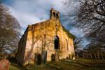 Northumberland Church Ruins
