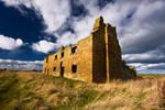 Low Chibburn Estate Ruins