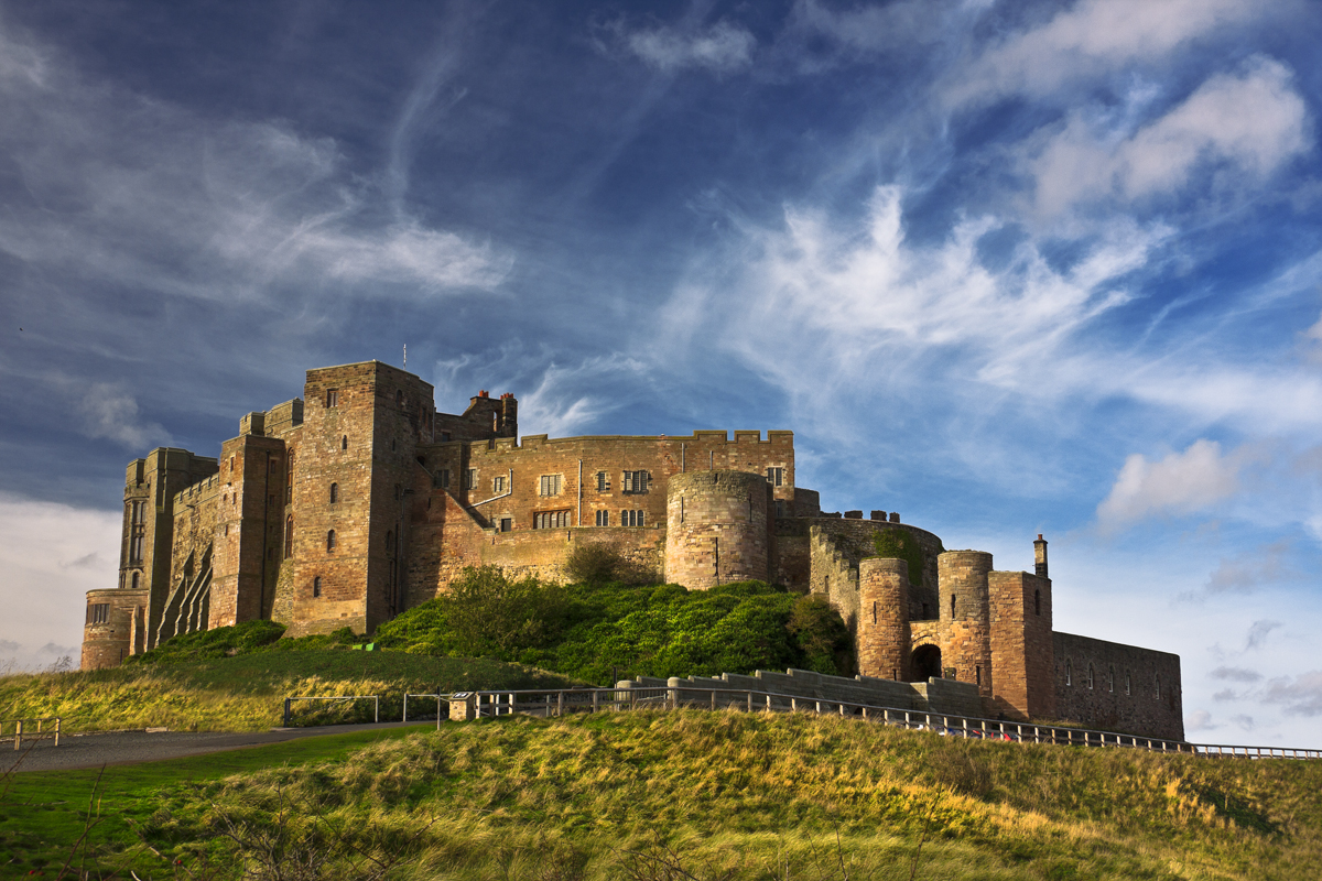 bamburgh castle - photo #9