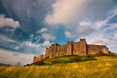 Bamburgh Castle 15 by newcastlemale