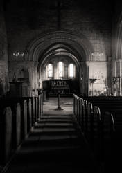 St.Lawrence church by newcastlemale