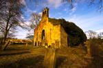 Church Ruins by newcastlemale