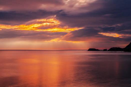 Whitby Sunrise