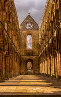 Jedburgh Abbey 2 by newcastlemale