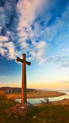 Alnmouth Cross