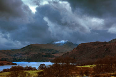 Ullswater, Lake District 2 by newcastlemale