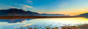 Isle of Mull sunset by newcastlemale