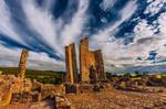 Edlingham Castle by newcastlemale