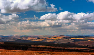 Northumberland Landscape by newcastlemale