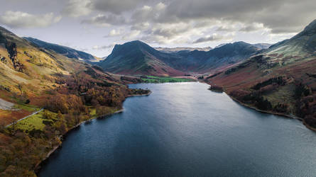 Buttermere by newcastlemale