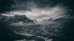 Glencoe mono by newcastlemale