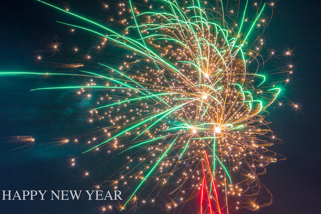 Happy New Year by newcastlemale